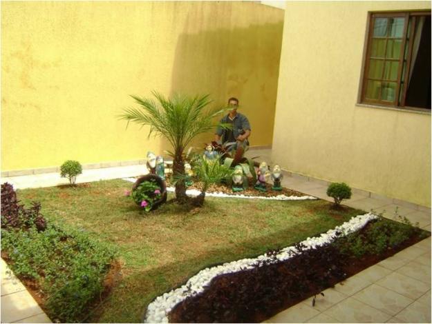 Jardins Pequenos Decoração