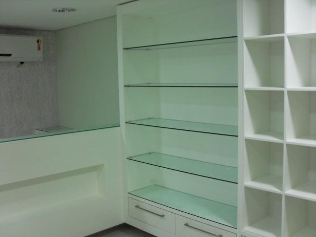 Estante De Vidro Temperado : Prateleira de vidro temperado u2013 decoração