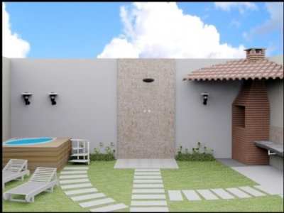Acabamento de casas