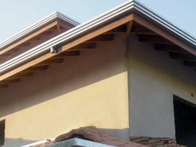 Qual o melhor tipo de calha para telhado