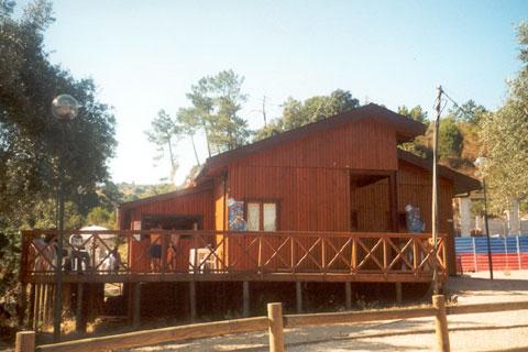 Casa madeira americana