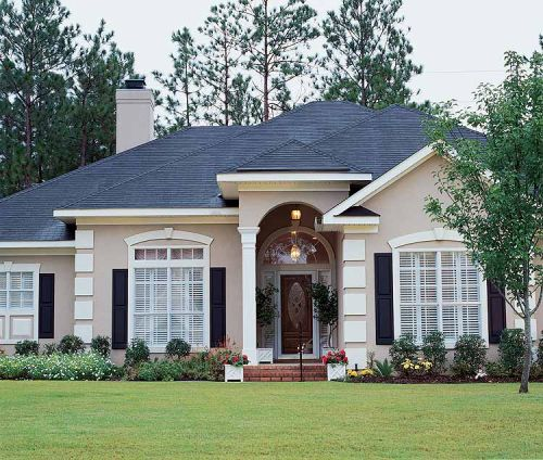 Casas americanas modelos e projetos construdeia - Casas americanas planos ...
