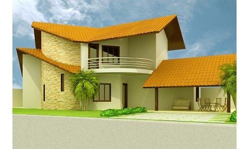 Fotos de casas bonitas para construir imagui - Construir casas baratas ...
