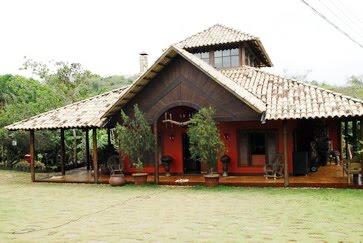 Casas de campo r sticas plantas e terreno - Fotos de casas de campo rusticas ...