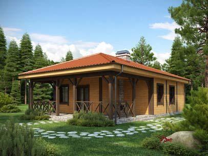 Casas de campo r sticas for Diseno de piscinas para casas de campo