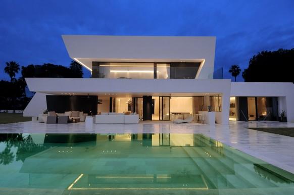 Casas de luxo no Brasil - Imóveis e Casa  Construdeia