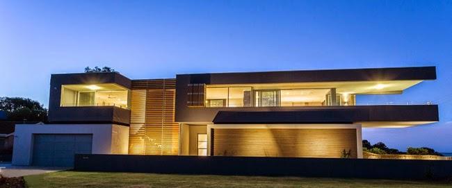 Casas modernas 2015 projeto e constru o for Casas grandes modernas