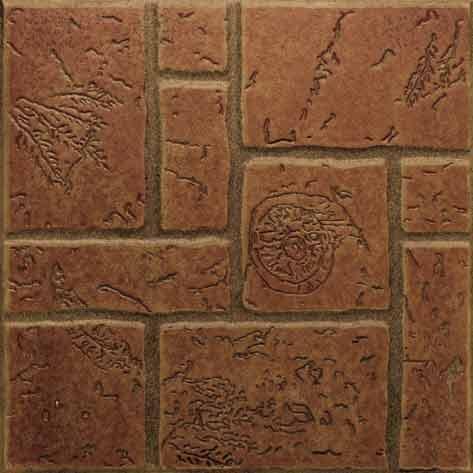 Cer mica r stica for Ceramicas rusticas para pisos
