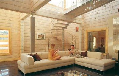 Como pintar casa de madeira cores e pinturas for Como pintar casa interior