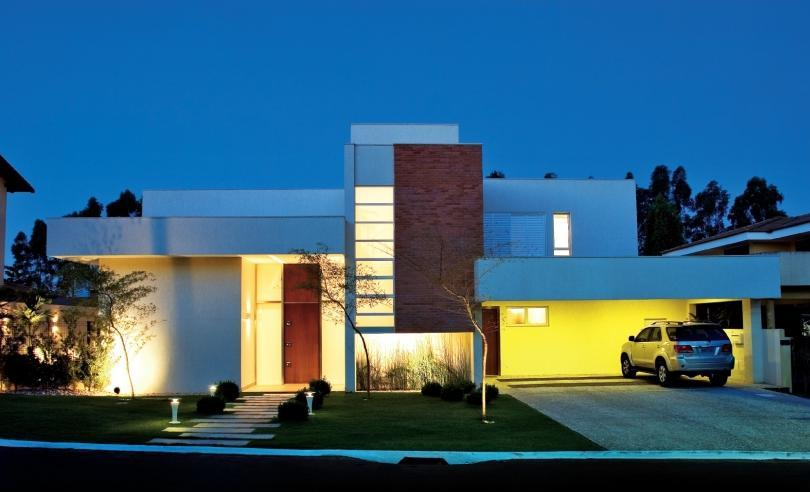 Constru o de casas modernas - Casa de fotos ...