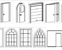 Desenho De Janela Modelos E Imagens Construdeia Com