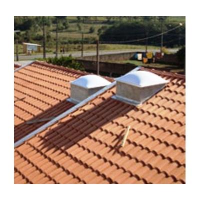 Ventilação para telhado