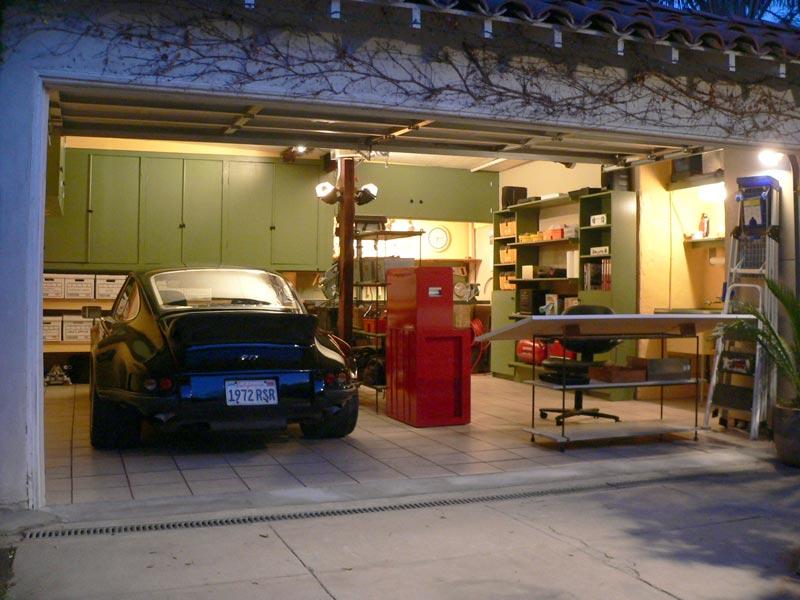 Garagens modernas construção e planejadas construdeia