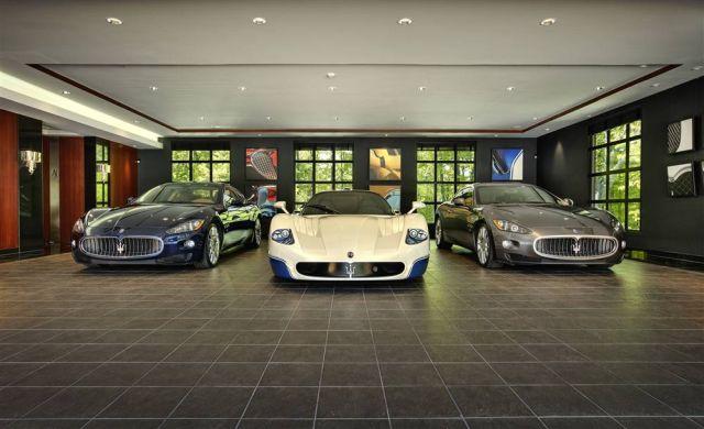 Garagens modernas constru o e planejadas - Garage automobile en belgique ...