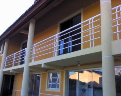 Grades para varandas de casas