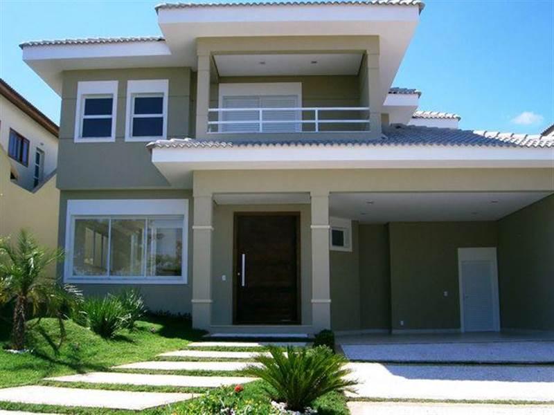 Imagens de casas bonitas fachadas e modernas - Modelo de casa modernas ...