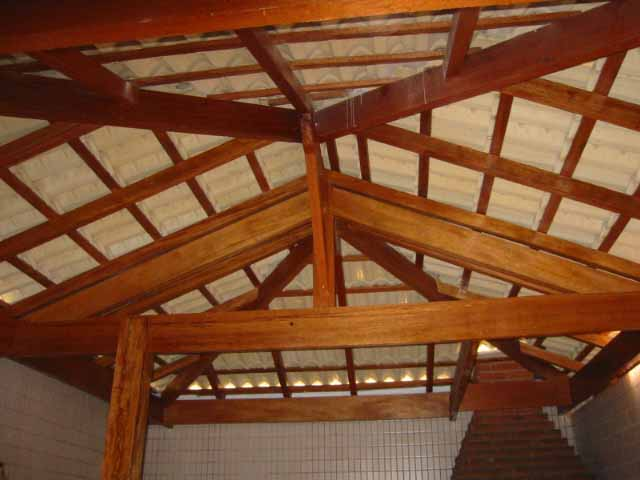 madeira para telhado � construdeiacom