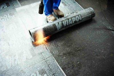 Maçarico para aplicação de manta asfaltica