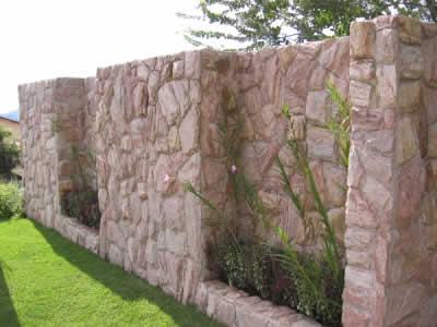 Muro bonito barato 8 - Tipos de muros ...
