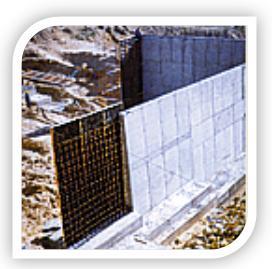 Muro de concreto armado estrutura e ferragem for Muro de concreto armado