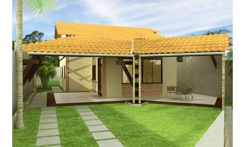 Fachadas casas modernas 1 planta images for Fachadas de casas 1 planta