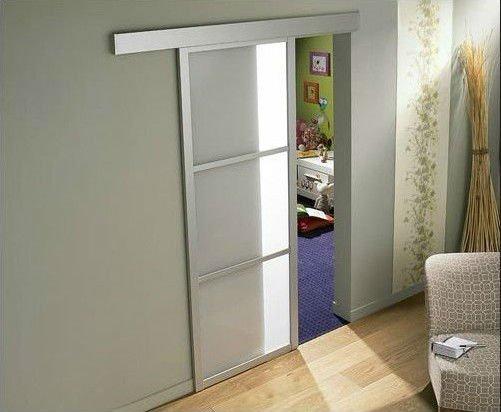 Porta de correr para closet for Puertas corredizas de aluminio para interiores