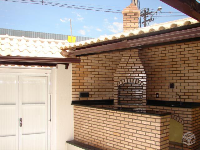 Famosos Telhado Colonial para Churrasqueira - Modelos e Modernos  FA33