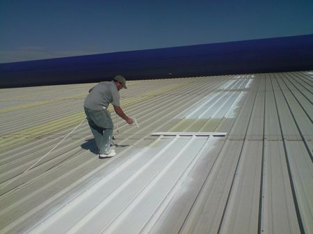Tinta termica para telha brasilit