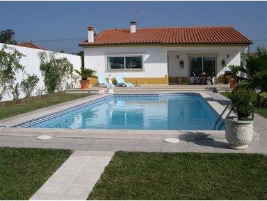 Casas com piscina projeto e modelos for Modelos de piscinas de campo