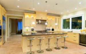 Cozinha Grande De Luxo