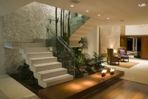 Escada Residencial Interna