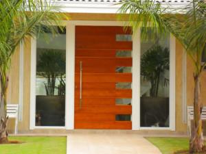 Modelos de Portas de Casas Modernas