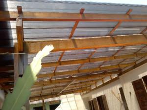 Telhados com Telhas Transparente