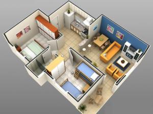 Planejamento de Casas