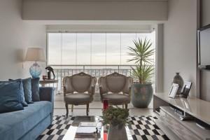 Apartamentos Modernos e Clássicos