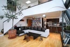Apartamento Duplex Moderno