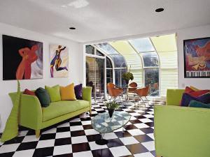 Pisos de Casas Modernas