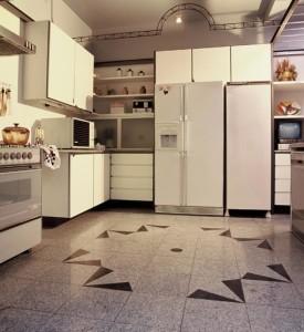 Pisos de Cerâmica para Cozinha