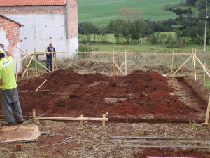 Como Nivelar o Terreno de uma Casa