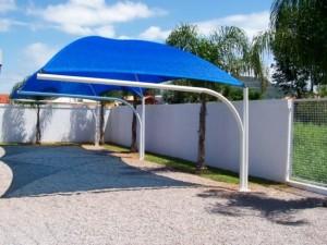 Cobertura para Garagem Residencial Barata