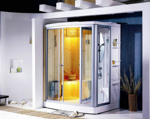 Sauna em Casa