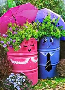 Ideias Simples para Jardim