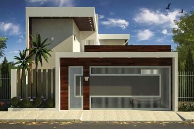 Modelos e fotos de port es de casas modernas - Imu 2 casa 2017 ...