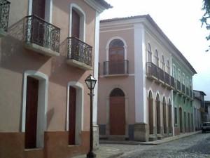 Sacada Colonial